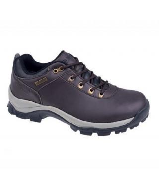 Здрави и комфортни мъжки обувки за туризъм с дишаща и водоустойчива мембрана.