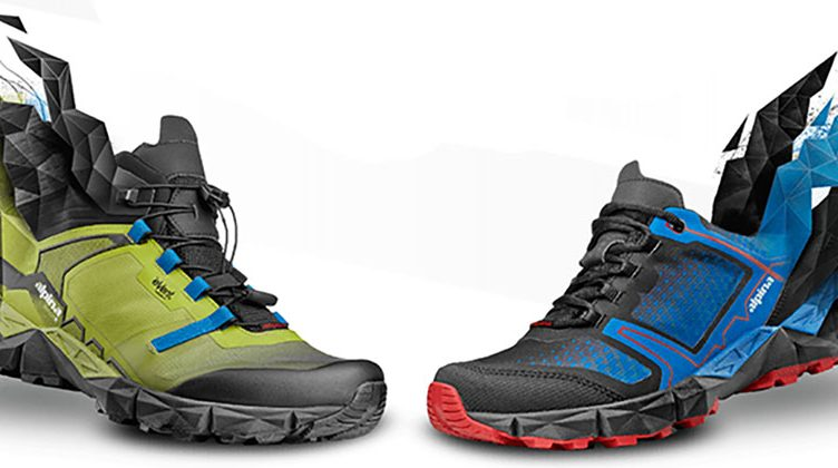 Обувки Алпина