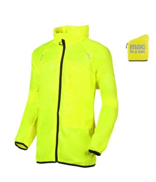 Яке MAC IN A SAC Running Fluoro yellow