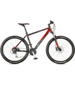 Велосипед KTM Chicago 27.24 Disc H RC Black/Red