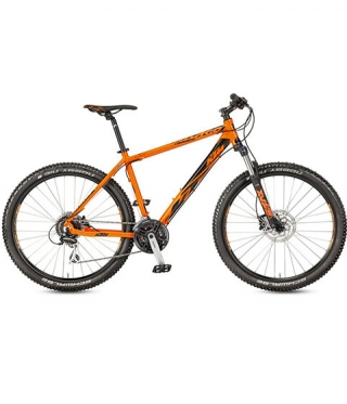 Велосипед KTM Chicago 27.24 Disc H RC - orange